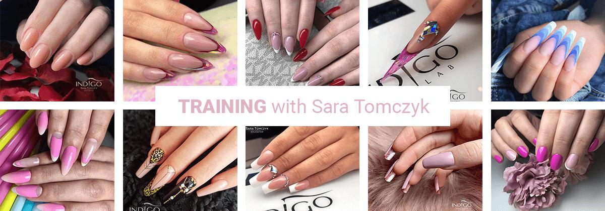 Nail Art Training with Sara Tomczyk