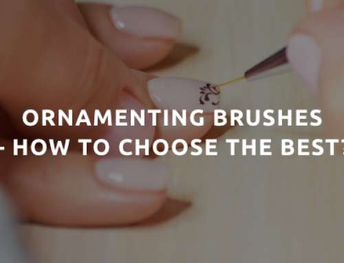 Ornamenting brushes – how to choose the best?